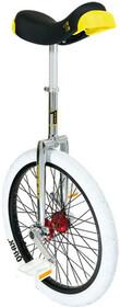 qu ax profi isis monocycle blanc argent